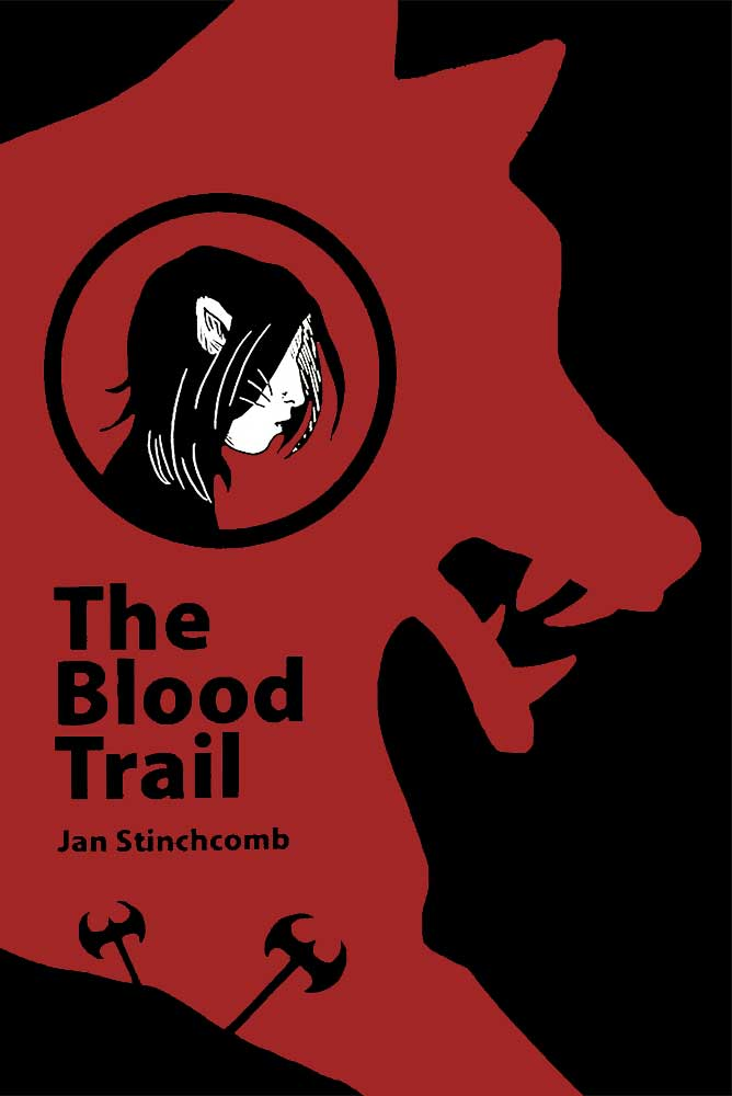 The Blood Trail Cover Image